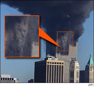 WTC Smoke Devil Face